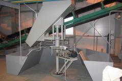 Реконструкция и автоматизация оборудования складов инертных материалов