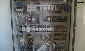 Разработка и изготовление силовых шкафов