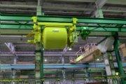 Реконструкция и автоматизация адресной подачи бетона